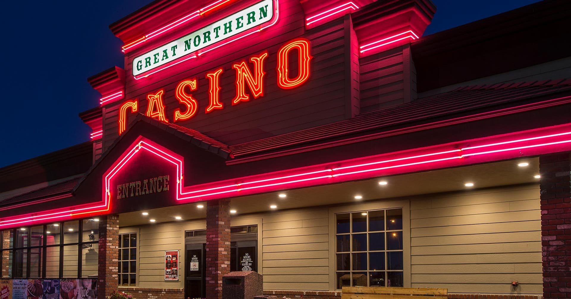 Casino Grande Prairie