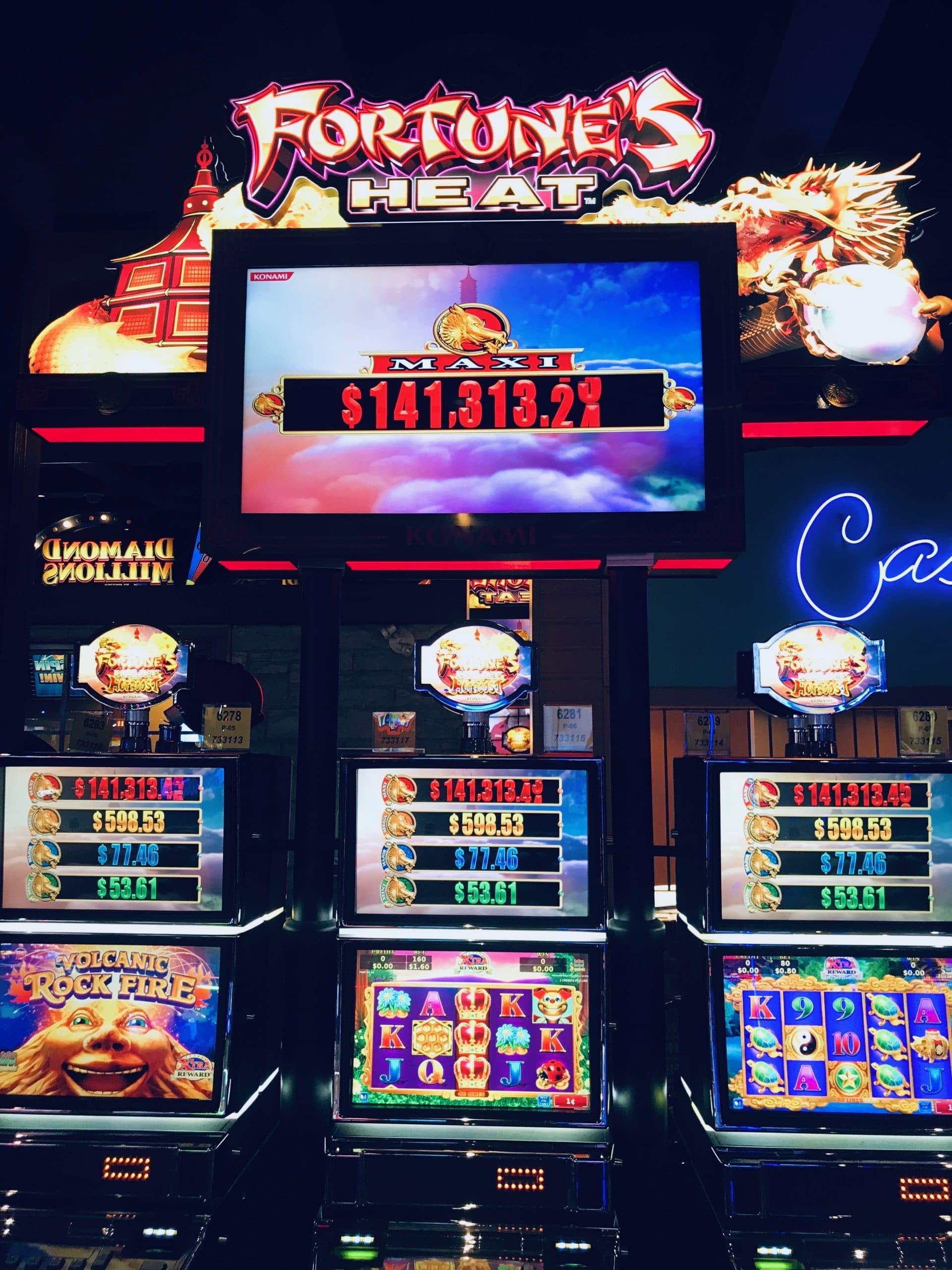 Casino freie steckplätze johlen